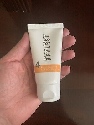 Rodan and Fields Reverse Sunscreen Step 4 Exp 04/2020