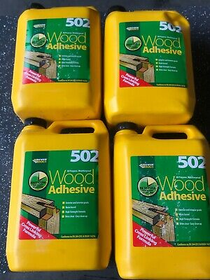 Joblot Everbuild 502 Wood Adhesive Powerful Adhesive Free Delivery