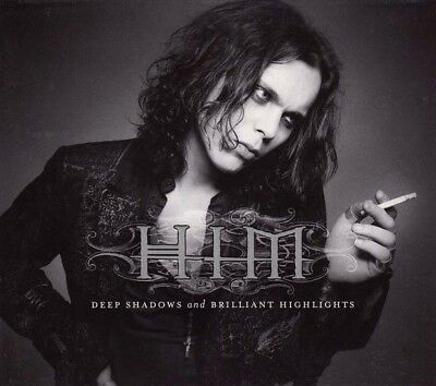 HIM Deep Shadows And Brilliant Highlights CD Album 2001 WIE NEU H.I.M. HIS INFER