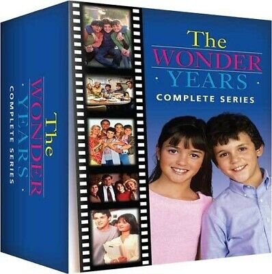 The Wonder Years: Complete Series (DVD Boxset)