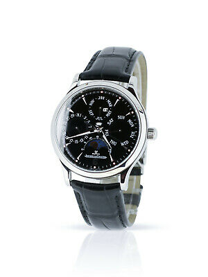 Jaeger-Lecoultre Master Control Perpetual Calendar Moonphase - 140.8.80.S