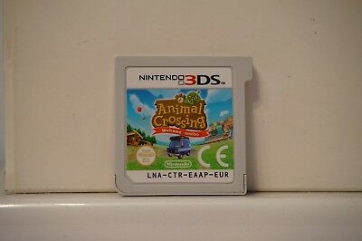 Animal Crossing New Leaf  Welcome amiibo Nintendo game 3DS EUR spiel videogame