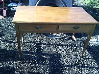 Old Solid Wood  kitchen table / desk