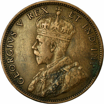 [#700983] Coin, Canada, George V, Cent, 1911, Royal Canadian Mint, Ottawa