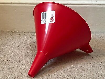 """Blitz Large 7 1/2"""" (19 Cm) Funnel Oil / Fuel / Fluids Made In Usa"""