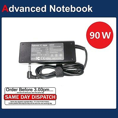Power Adapter Charger for ASUS Notebook EXA1202YH ADP-90YD B   +AC Cord
