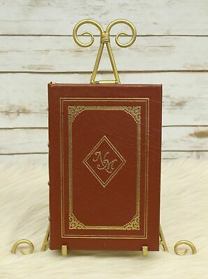 The Prince By Niccolo Machiavelli Easton Press Leather Bound Hardcover 1980