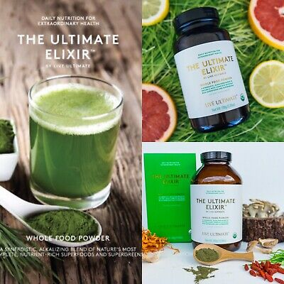 BEST Natural Whole Food Organic Multivitamin w Organic Maca Root Chia and more