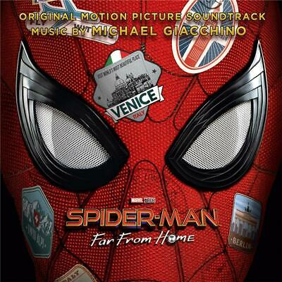 Spider-Man Far From Home Soundtrack Michael Giacchino CD NEW