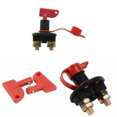 12V 300A Car Boat Camper Battery Isolator Disconnect Cut Off Kill Switch Power