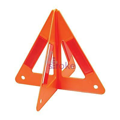 1X Car Warning Triangle Reflective Sign Triangle Road Emergency Breakdown Safety