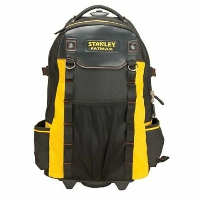 NEW Stanley STA179215 Fatmax Wheeled Backpack Tool Bag on Wheels 1-79-215
