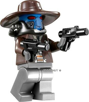 Lego Star Wars - Cad Bane Figure + Free Gift - Fast - Rare - Bestprice - New