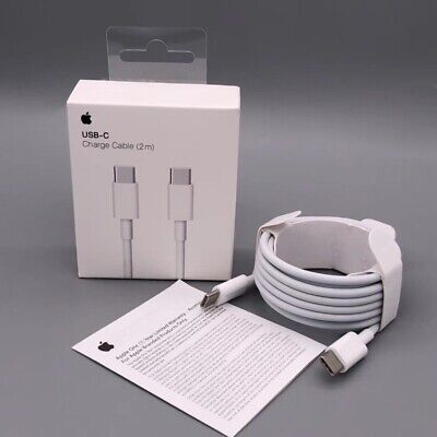 Apple MLL82ZM/A Type-C to USB-C Charging Data Cable for Macbook PRO Touch 2M