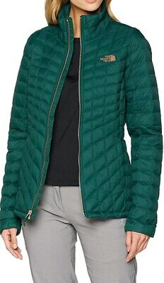 The North Face Ladies Thermoball Full Zip JacketBotanical Garden Small MRP £170