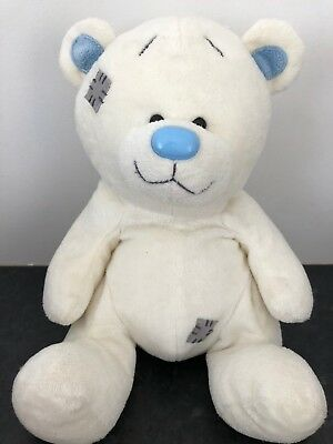4 My Blue Nose Friends Chalky The Polar Bear No Plush Soft Toy 15 Me To You