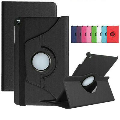 """New Case For 2019 Samsung Galaxy Tab A 10.1"""" T510 T515 Leather 360 Smart Cover"""