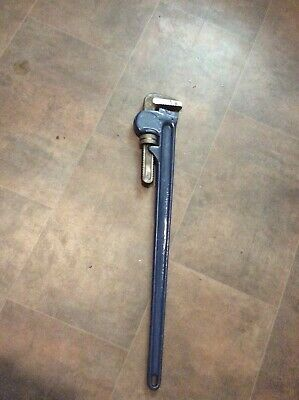 "Pipe Wrench 36"" Leader Type Heavy Duty"