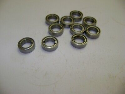 1000 Nmd Excellent Quality Mr106-Zz Sae52100 Chrome Steel Bearings 6X10X3