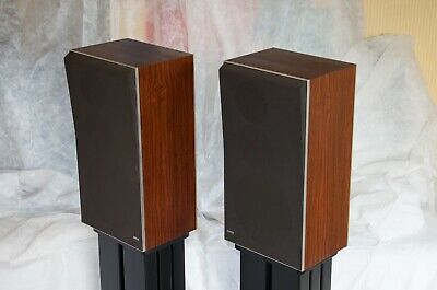 Bang & Olufsen B&O Beovox S45-2 vintage loudspeakers speakers - made in Denmark