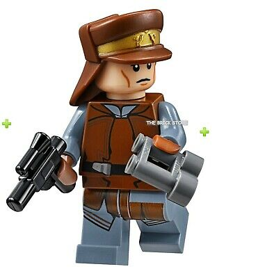 Lego Star Wars - Naboo Security Officer Figure + Free Gift - Best Price - New