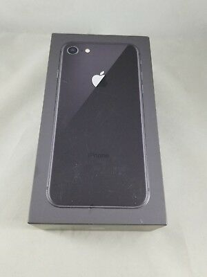 Apple iPhone 8  64GB Space Gray Smartphone Unlocked ships out fast