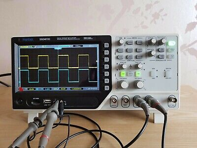Hantek DSO4072C Digital Storage Oscilloscope 2CH, 70MHz. New/other condition.