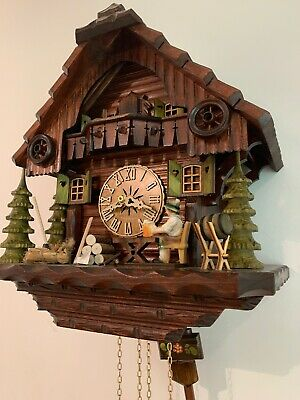 Cuckoo Clock Germany 8 Day