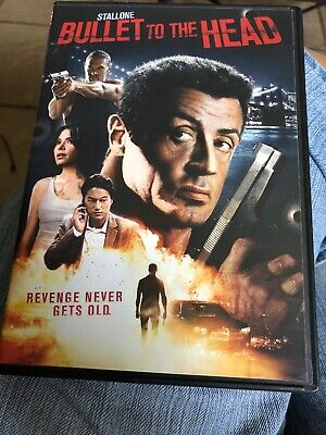 Bullet to the Head (DVD, Widescreen, 2013) NEW