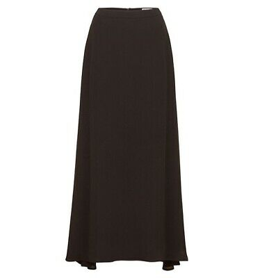 Hijab Obsessions Ponte Maxi Skirt Black CLEARANCE Jersey Skirt Modest Clothing