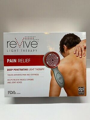 Revive Light Therapy Pain Relief System~Sealed