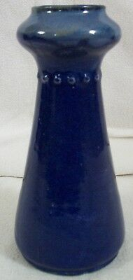 arts and crafts pottery German  vase c.a 1900