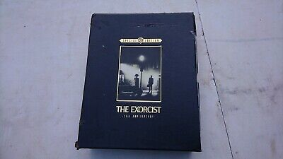 Brand new The Exorcist 25th Anniversary VHS Special Edition Box Set