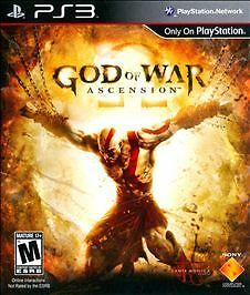 God of War: Ascension (Sony PlayStation 3, 2012) PS3
