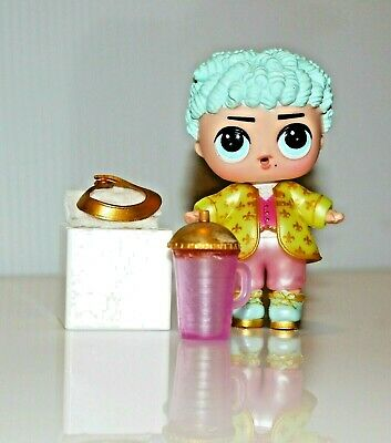 NEW LOL Surprise Dolls: Boys • HIS ROYAL HIGH-NEY • B-004  S1 for High-Ney
