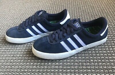 Adidas Suede Leather Casual/Skate Shoes Size 10US