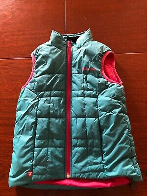 Kids Size 6yrs Macpac Insulated Vest