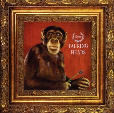 Talking Heads Naked 1 Extra Track Remastered CD NEW