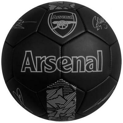 Arsenal Fc Phantom Design Size 5 Signature Football - Official Gift