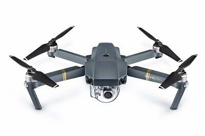 DJI Mavic Pro 4k Drone Quadcopter Gray with extras, barely flown