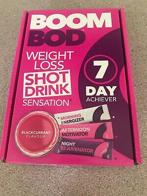 BOOMBOD 7 Day Achiever One Weeks Weight Loss