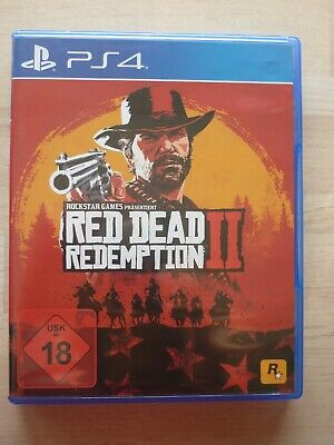 Red Dead Redemption II - 2CD's (PS4)