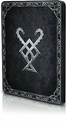 God Of War PS4 - Stone Mason Collector's Limited Edition Steelbook Case W/ Game