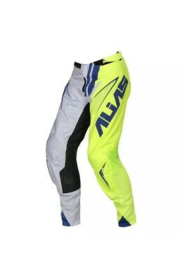 Alias A1 Offset Pant SIZE 28 GREY - CHARTREUSE