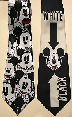 Mickey Mouse Novelty Neck Ties (2)