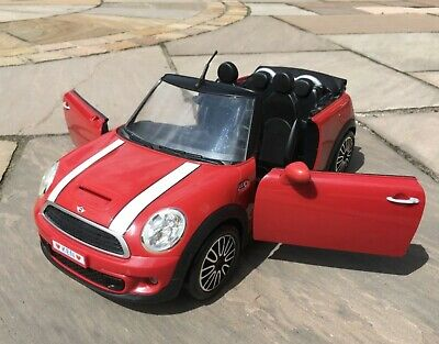Barbie car - Ken's red Mini Cooper - used condition