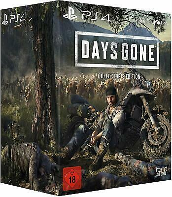Days gone [Uncut Collectos Edition] (PS4) (New) (Quick Dispatch)