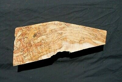 """Awesome Spalted Maple 22"""" X 8 7/8"""" X 2 1/2"""": Guitar, Luthier, Craft"""