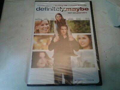 DEFINITELY, MAYBE (WIDESCREEN) (BILINGUAL) (DVD) factory sealed brand new