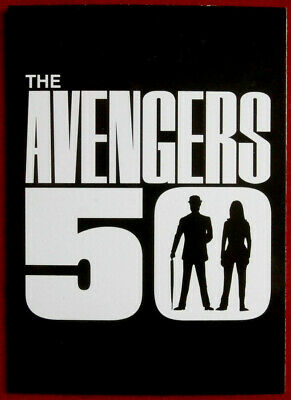 THE AVENGERS 50 Years - Card #01 - Header Card - HOT SNOW - Unstoppable 2012